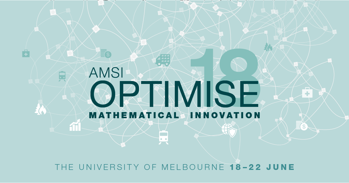 Optimise 2018: Wrap Up